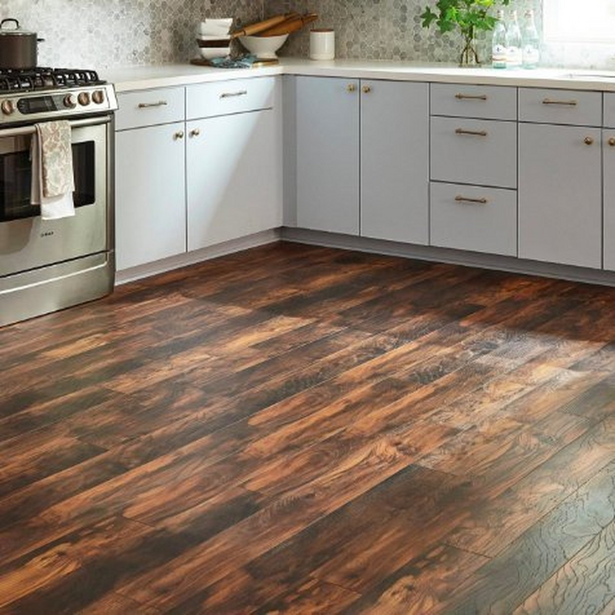 How Much Laminate Flooring Is Durable For Home Hanson S